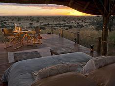 luxury in Tswalu Kalahari hotel, South Africa #AirConcierge flights to africa 50% off