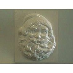 Plaster Fun House - Santa face Plaster Molds, Santa Face, Fun House, Home Goods, Personalized Items, Christmas, Xmas, Weihnachten, Yule