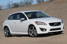 The Volvo C30 is a premium hatchback or sports coupe that's targeted towards younger, first-time Volvo buyers.