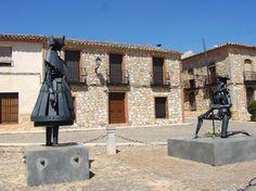El Toboso Monumento a D. Quijote y Dulcinea - Dulcinea del Toboso - Wikipedia, the free encyclopedia
