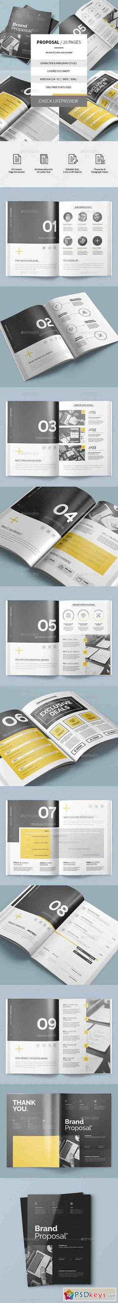 Web Design Proposal Template Proposal templates, Proposals and - design proposal