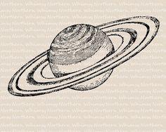 Resultado de imagen para saturn illustration