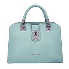 LiuJo bag aquamarine stone Light Blue Dresses, Aquamarine Stone, Liu Jo, Bago, Satchels, Handbags, Fashion, Moda, Totes
