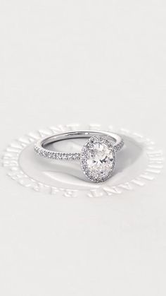 Love everything about your ring. Choose the precious metal, ring setting, and unique center diamond or gemstone to create your dream engagement ring style. #BrilliantEarth #engagement #engagementring #diamondring #diamondengagementring #customring #customengagementring #whitegold #rosegold #haloring #halodiamondring #seamlesshalo #seamlesshaloring #ringdesign #ovaldiamond #ovalcutdiamond Gold Simple Engagement Ring, Pink Diamond Engagement Ring, Celebrity Engagement Rings, Engagement Ring Shapes, Dream Engagement Rings, Three Stone Engagement Rings, Solitaire Engagement, Wedding Rings Vintage, Vintage Rings