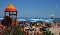 Wspaniały kemping, camping nad morzem w miejscowości Savignano Mare | Camping Villaggio Rubicone | Włochy | Camping z najbardziej aktualnej listy campingów CampRest - tylko najlepsze kempingi
