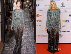 Diane Kruger In Valentino Couture – European Film Awards 2013