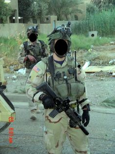 Delta Force re-enactor? I think not. | SOFREP