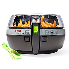 """""""Anyone who follows me on Instagram knows that I went gaga over this gadget, which lets you fry four servings of potatoes using only a tablespoon of oil. A truly low-fat French fry! Heaven has arrived.""""—Oprah"""