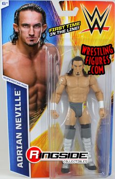 Adrian Neville - WWE Series 52   Ringside Collectibles