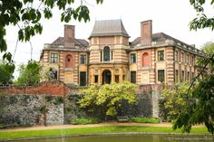 Eltham Palace isn't exactly on the tourist trail. Way down in southeast London, it dates all the way back to 1305 and was a childhood home of Henry VIII.