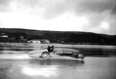 Dark Roasted Blend: Land Speed Record Vehicles, Part One: The Pioneers