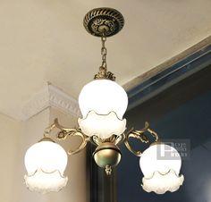 "137.56$  Watch here - http://aliofz.worldwells.pw/go.php?t=871436072 - ""Europe Free Shipping 24"""" 3 Lights Bronze Vintage Carving Pendant light Living Room Hallway corridor Creative Chain Pendant Lamp"" 137.56$"