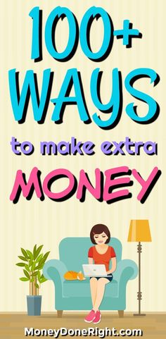Earning extra income is always a good thing, whether you're a student, a stay-at-home mom, or a busy professional. That's why I put together this list of over 100 ideas about making money. You can even make money from your phone! Read this article to learn the best side hustles today.