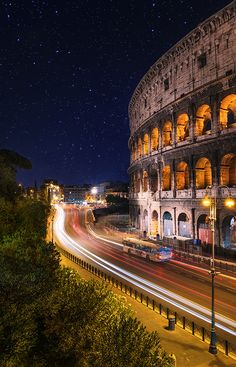 Colosseum, Rome, Italy / Age of Contrast by Max Foster on 500px