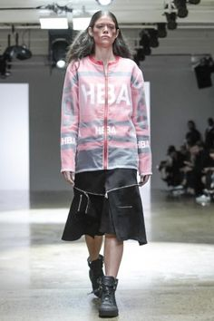 .Hood by Air spring/summer 2014 collection homme/femme #hoodbyair