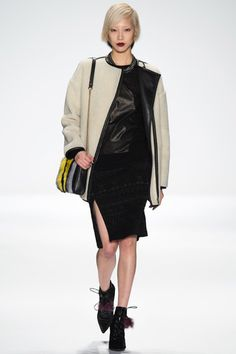 Rebecca Minkoff Fall 2014 Ready-to-Wear Collection Slideshow on Style.com