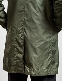Norse Projects Thor Light Ripstop Olive – Neighbour