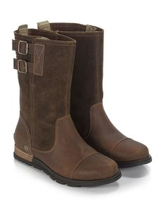 dcfa0e45493 Sorel Women s Major Pull On Boots - Brown