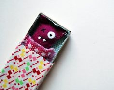Mulberry Matchbox Monster
