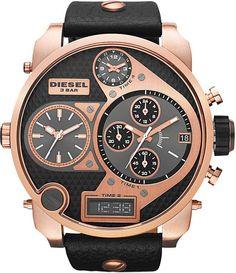 Мужские наручные часы Diesel DZ7261 с хронографом