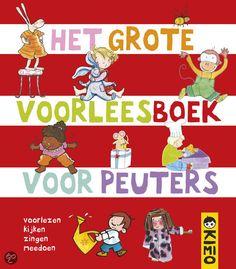 10-10-14 - Het Grote Voorleesboek Voor Peuters, Cariet Leeuwis & Margreeth Bezemer...