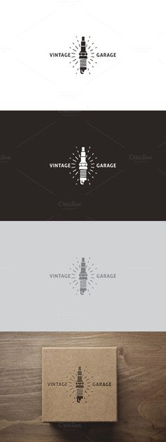 Garage_logo. Logo Templates. $25.00