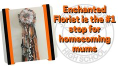 Dobie High School Homecoming Mums for Sale in Houston | Mums, Boutonnier...