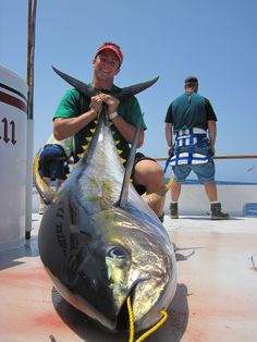 Fishing For Far Off Giants: My quest to catch a world record Tuna Fish!