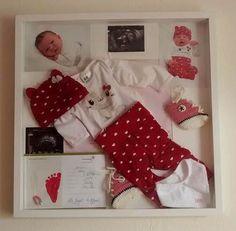 Babys werden sooo schnell groß - kaum versieht man sich, ist das erste Lebensjahr vergangen und man kann kaum noch glauben, wie klein sie mal waren. Deshalb so