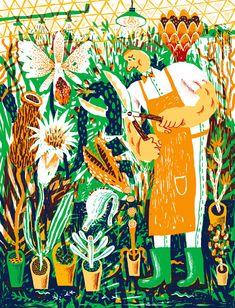 plants by JooHee Yoon