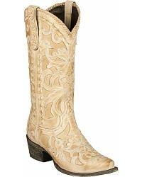Lane Robin Cowgirl Boots - Snip Toe - Sheplers