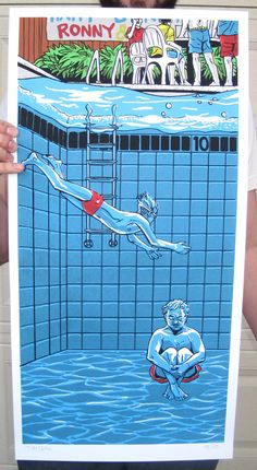 Wes Anderson Prints