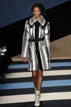 Derek Lam Fall 2016 Ready-to-Wear Fashion Show - Aya Jones
