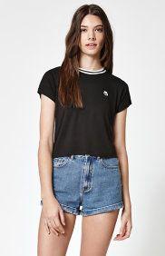 Panda Short Sleeve Skimmer T-Shirt
