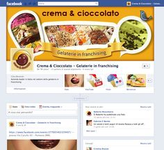 Azienda di Cervignano, #Gorizia, leader nel settore della #gelateria in #franchising, con oltre 80 punti vendita in tutta #Italia.