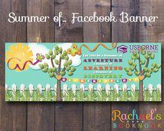 Summer of... Facebook Banner - Rachael's BookNook