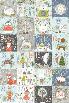 This is a holiday challenge I set myself one December - to create a Christmas advent featuring a countdown to Christmas Day. I love Christmas and it's even more fun when it is filled with animals in…