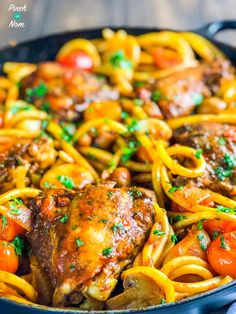 Syn free baked spaghetti with chicken slimming Slimming World Chicken Recipes, Slimming World Recipes Syn Free, Baked Spaghetti, Chicken Spaghetti, Healthy Eating Recipes, Cooking Recipes, Healthy Eats, Diabetic Recipes, Cooking Ideas