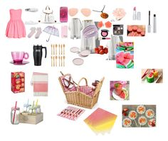 """""""Picnic """" by lyvj on Polyvore featuring beauty, Vans, Charlotte Russe, Picnic Time, Vera Bradley, Victoria's Secret, Ray-Ban, Dettagli, Bling Jewelry and Bobbi Brown Cosmetics"""