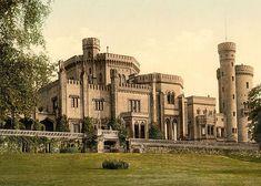 Karl Friedrich Schinkel (1781–1841) : Babelsberg Castle