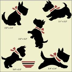 More Scotties to love!