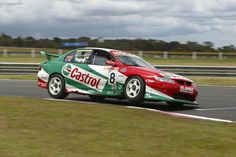 Perkins Motorsport - Russell Ingall 2001 Sandown
