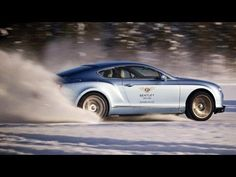 Drifting Bentleys on Ice in Finland! - The J-Turn Episode 4