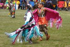 Shawl Dancers - Taos Pueblo Pow Wow. http://okeeffecountry.wordpress.com/2012/07/16/taos-pueblo-pow-wow/#