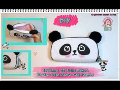 DIY- TUTORIAL ESTUCHE O PORTALAPICES DE CARTÓN Y FOAMY CON FORMA DE ALPACA KAWAII - YouTube