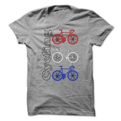 Cycling T Shirts, Hoodies. Check price ==► https://www.sunfrog.com/Sports/Cycling-48748671-Guys.html?41382