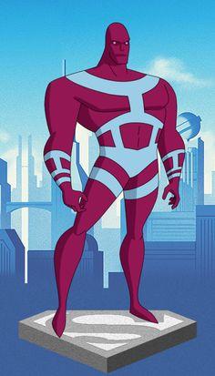 Comic Book Heroes, Comic Books, Justice League Villain, Superman The Animated Series, Talia Al Ghul, Comic Villains, Justice League Unlimited, Bruce Timm, Teen Titans