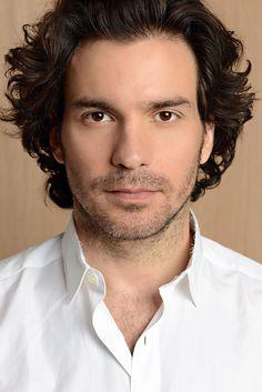 Santiago Cabrera who played Lancelot in BBC's Merlin
