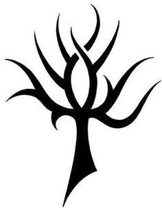 Tribal tree tat