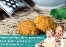 Biscuiti cu mere si ovaz pentru copii - Clubul Bebelusilor Thing 1, 1 An, Baked Potato, Biscuit, Potatoes, Eggs, Baking, Breakfast, Health